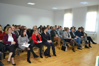 """LAG """"ADRION"""" gost na forumu LAG-ova u Vukovarsko-srijemskoj županiji"""