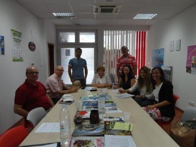 Na temu PPS kluba Biokovo održan sastanak radne grupe za promociju LAG-a Adrion kao turističke destinacije