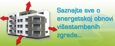 Krajem rujna raspisat će se novi natječaj za energetsku obnovu zgrada
