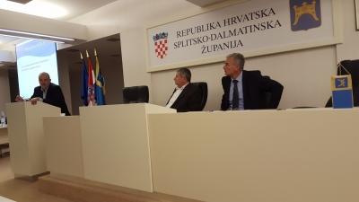 Osnovano Partnersko vijeće Splitsko – dalmatinske županije
