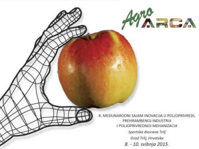 Predstavljanje LAG-a Adrion na 8. sajmu Agro Arca kao primjer dobre prakse