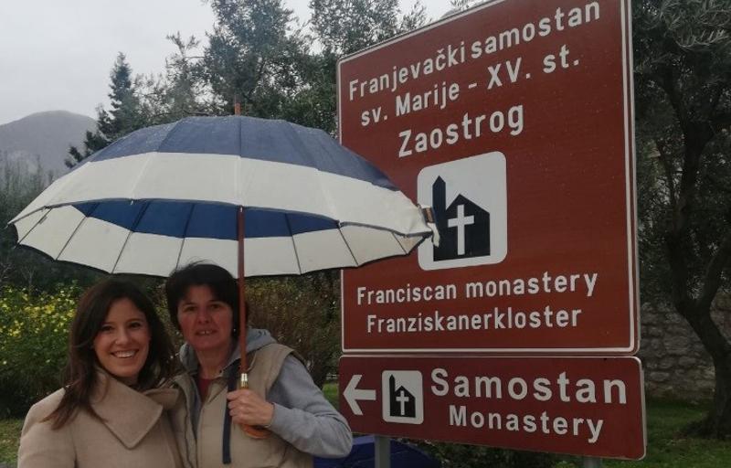 """Franjevački samostan u Zaostrogu izvrsno prihvatio """"novi"""" način zbrinjavanja otpada"""