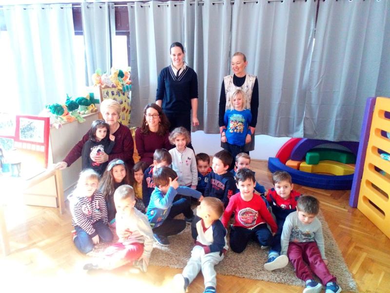 I djeca u Podgori se zdravo hrane