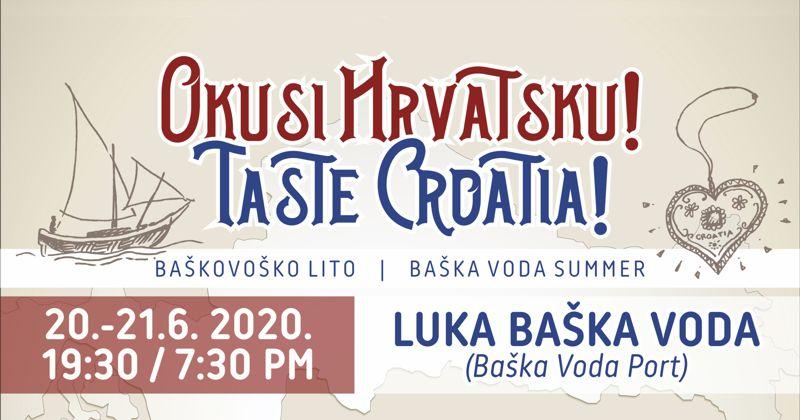 8. sajam Okusi Hrvatsku