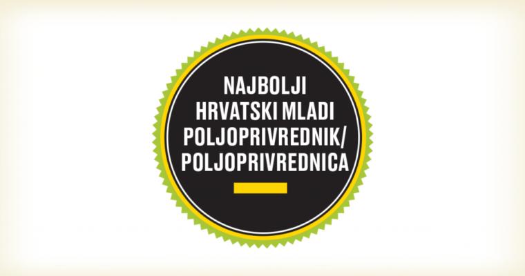 Natječaj za izbor najboljeg mladog poljoprivrednika ili poljoprivrednicu u Hrvatskoj u 2021. godini